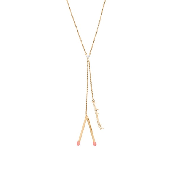 kate spade Perfect Match Meet Your Match Necklace.